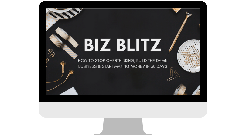 Read more about the article Elise McDowell – Biz Blitz