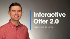 Read more about the article Clay Collins – Interactive Offer 2.0