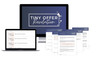 Read more about the article Allie Bjerk – Tiny Offer Revolution