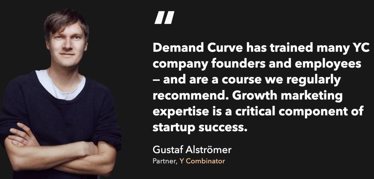 Demand Curve – Self-Serve Program