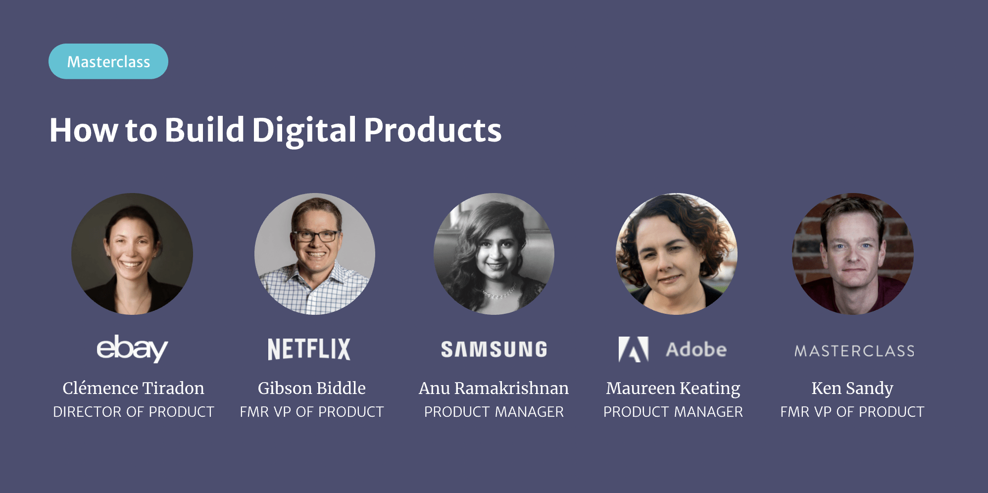 Read more about the article Product Masterclass – How to Build Digital Products