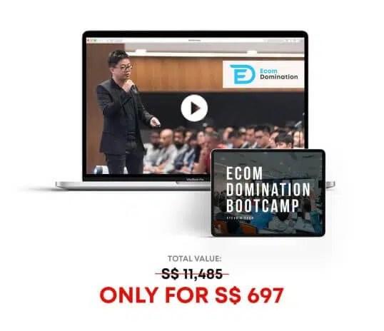 Tan Brothers – Ecom Domination Bootcamp - GETWSODO