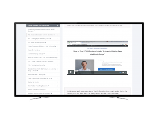 Download Karl O'Hare – Online Business In A Box