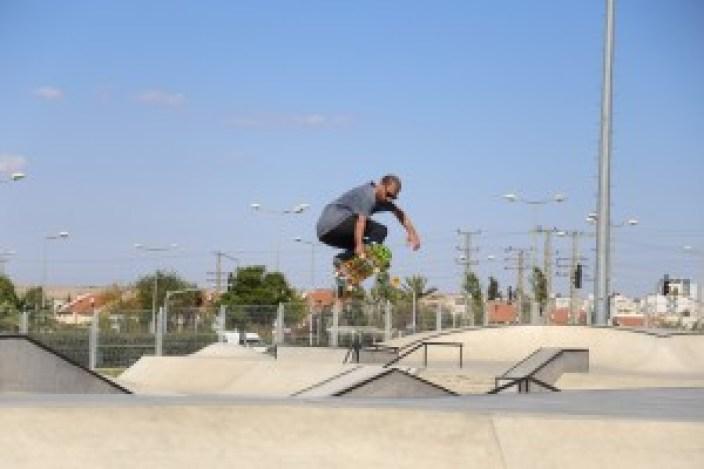 הסקייטפארקים המובילים בישראל