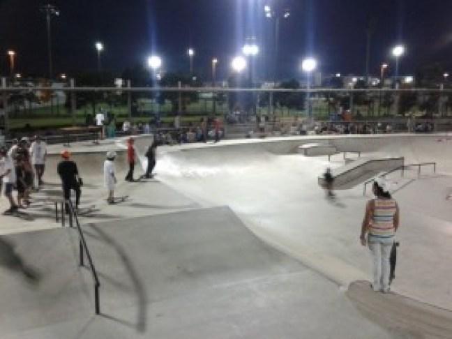 skatepark herzelia