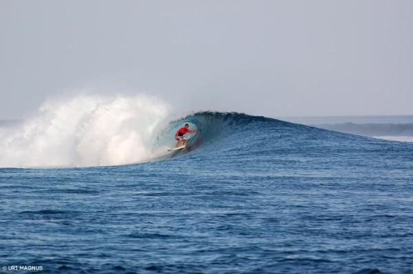 צילום גלישה באיים המלדיביים
