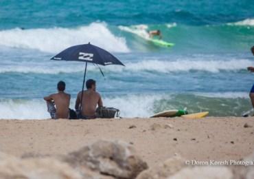 מצב הים והרוח - תחזית גלים 13.7.17
