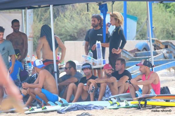 קונטיקי - תחרות הגלישה בחוף הביתי