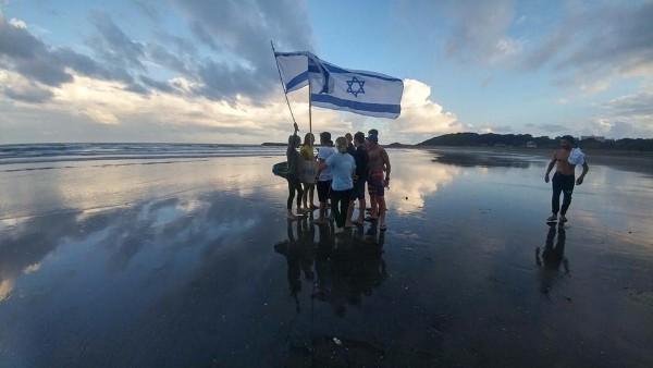 נבחרת הנוער של ישראל עושה חיל