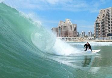 מצב הים והרוח – תחזית גלים 10.5.18