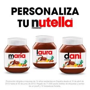 Anuncio Nutella