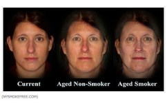 quit smoking to get younger