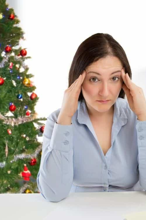 Don't let the holidays get you down! #stressrelief #advice #tips #savemoney