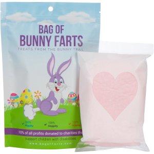 Easter Egg Hunt or Celebration Funny Humor Idea Bag of Bunny Farts.