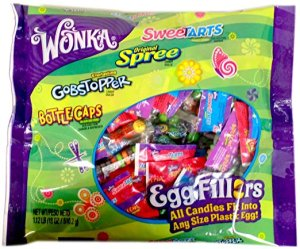 Looking for Easter Egg fillers check out the items you need to make a great Easter Egg hunt.