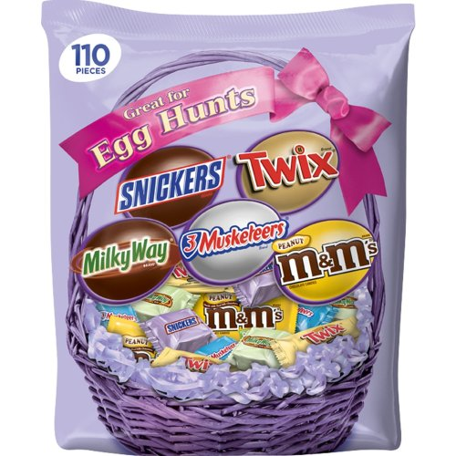 Put in Easter egg Hunt Spring Candy Mix