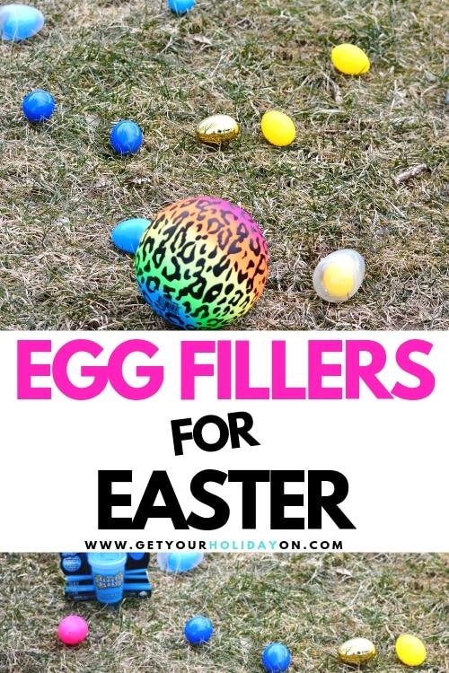 158 Easter egg fillers for kids that will make the most memorable hunt! #momlife #forkids #easter #eggfillers