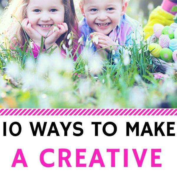 10 Ways To Make A Creative Easter Egg Hu...