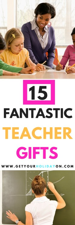 Here you will find 15 of the BEST Teacher Tested Appreciation Gift Ideas that are teacher approved! #teacher #parenting #momlife #diyteacher