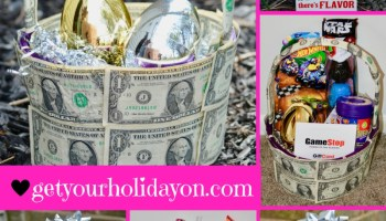 How to create a money gift basket get your holiday on 7 ways to create a unique money gift basket negle Gallery