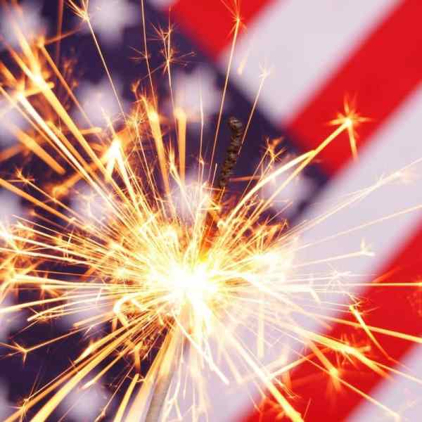 Fireworks, Family, Food, and Fun tradition ideas!
