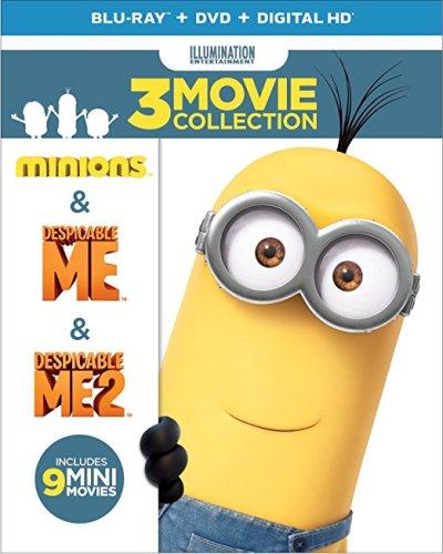 Despicable Me Collection: (Minions / Despicable Me / Despicable Me 2)