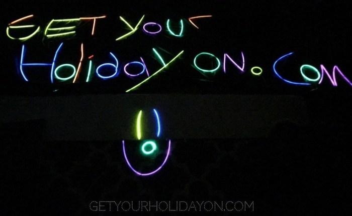 getyourholidayon.com glow in the dark epic glow in the dark kids art drawing