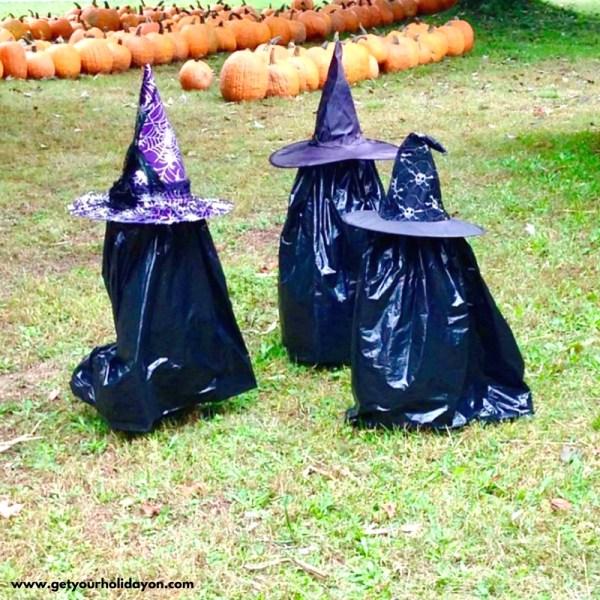 I Will Get You My Pretty (Witch Trick)