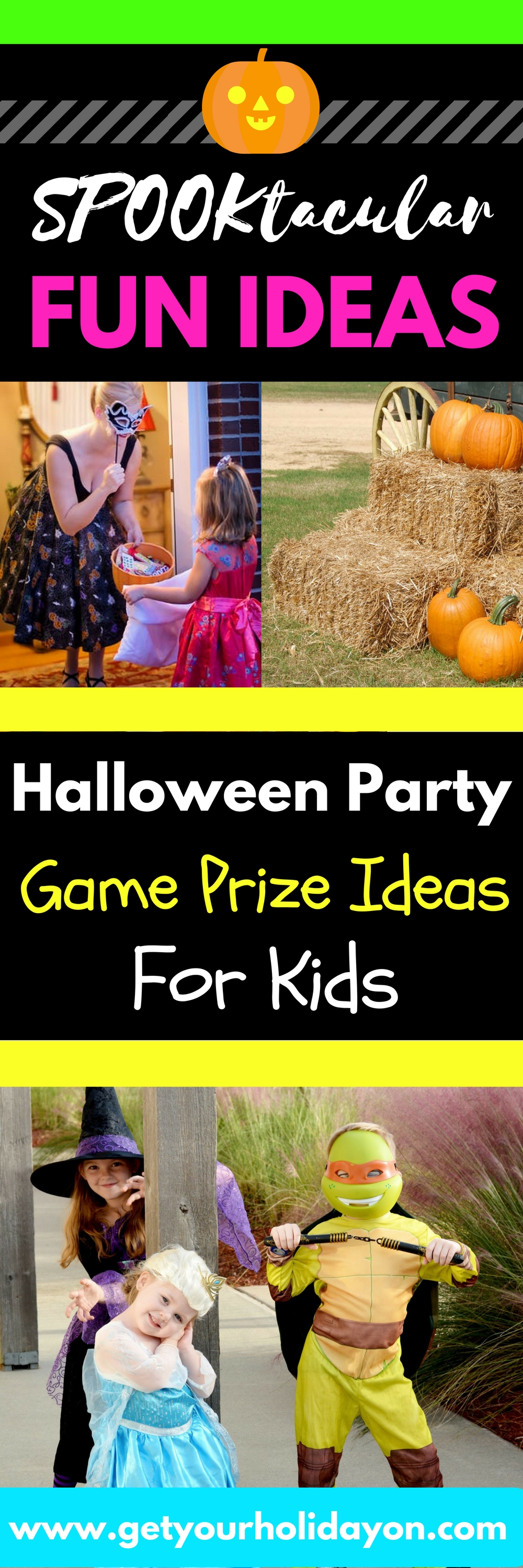 Are you planning a not so scary Halloween party? Maybe youu0027re passing out  sc 1 st  Get Your Holiday On & Kids Halloween Game Prizes u2022 Get Your Holiday On!