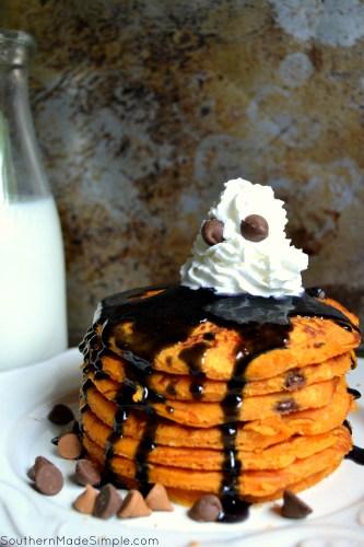 7 Foods to Make Halloween Extra Fun  Frightfully fun Halloween Pancakes for kids