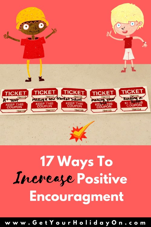 17 Ways To Help Your Child Have A Better Day At School increasing positive encouragement is a fantastic way to do this. One thing that I have found with my kids is when I give them rewards to get an A on a test, make their bed without me asking, read a new book, or break out of their shell and make a new friend at school. All of this creates positive encouragement and they want to continue to do those things.