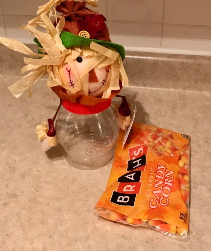 How To Make A Simple & Easy Scarecrow Gift