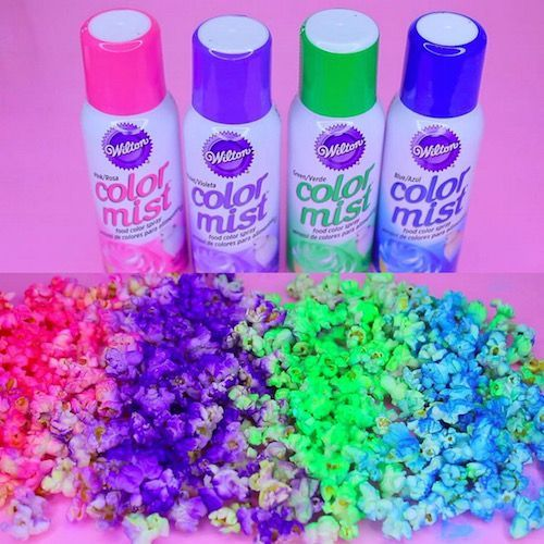 7 Ways To Add Coolness To Your Party This is a fun way to bring color into your birthday party, slumber party, or get together. Not only is this cool, fun, and easy to do but your guests will LOVE it!!!!