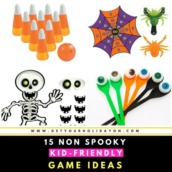 15 Kid-Friendly Halloween Games