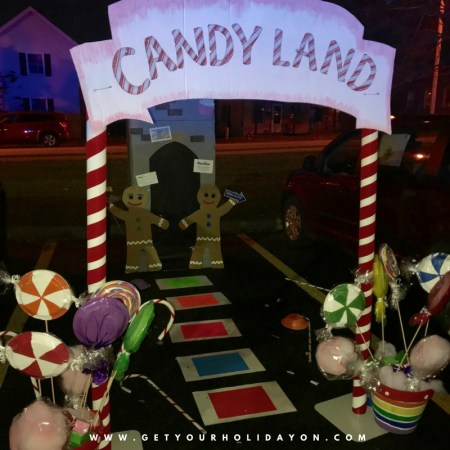 Trunk or Treat Car Costume Ideas for Halloween Trick or Treating