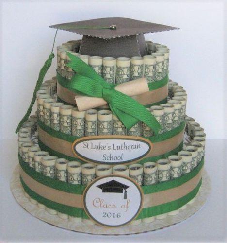 Teen Gift Idea | Money Cake Ideas