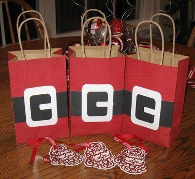 Teen Gift Idea | Mystery Santa Bags