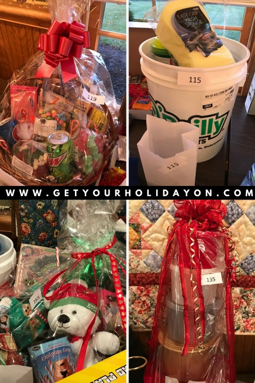 Fundraising Raffle For A Chinese Auction Tips & Tricks | Get Your Holiday On #ChineseAuction #raffle #fundraising #diy