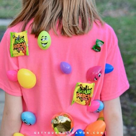 Shirt Easter egg Hunt   Perfect for Easter themed Egg Hunt   New Creative Easter egg hunt #diycrafts #diyeaster #easter #momlife