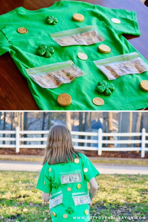 Shamrock Snag Party Game | St. Patty's Day | St. Patrick's Day Games | Party ideas
