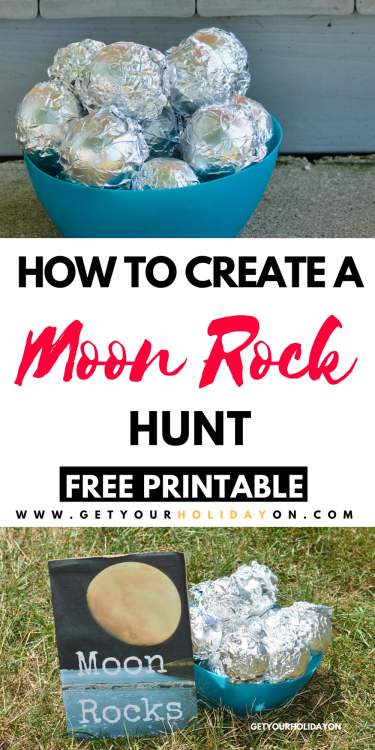 You heard about the Incredibles Games! Now listen up space cadets! Find your moon rocks and win a prize. Mom you have to see how easy it is! #diy #diys #craft #teaching