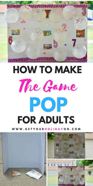 This game is perfect for that 8 foot full-grown, mature, elder that has pointy ears, dirty toes, a grown-up mustache, and the biggest eyebrows, lol.I'm only kidding, of course, this Simple DIY Party Game For Adults is suited for any adult shindig you want to have more fun at. #play #party #diysummer #diycrafts