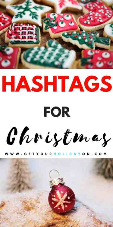 Tis the season that we need ChristmasHashtags! Whether you're posting to show off your #uglysweater or showing off your #christmaslights. We have you covered with a variety of #christmas hashtags!