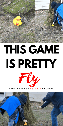 Ready to find a game that is pretty fly? #ducks #diys #motherhood #crafts