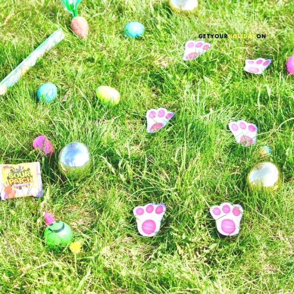 At last, FAQs of an Easter egg Hunt! The most Frequently Asked Questions (FAQ) that the Easter Bunny himself would be hoppy about, lol.  #easter #easteregghunt #diyeaster #easterideas
