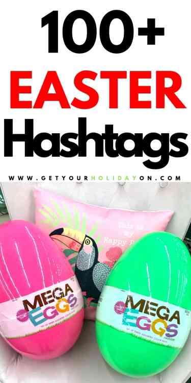 100 Easter Hashtags Twitter Instagram | easter hashtags | easter hashtags twitter | easter hashtags instagram | #easter #easterbunny #easterfood #blogging