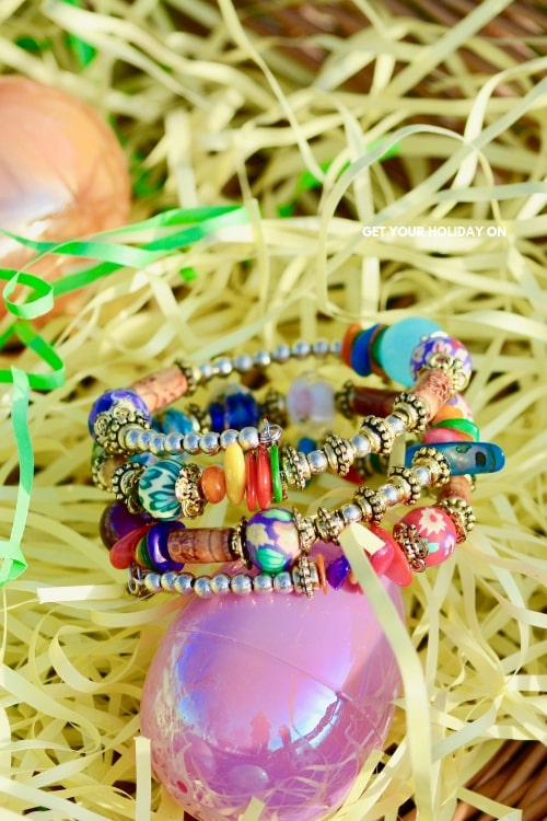 BOHO Colorful Beaded Bracelet | My Good Luck Charms