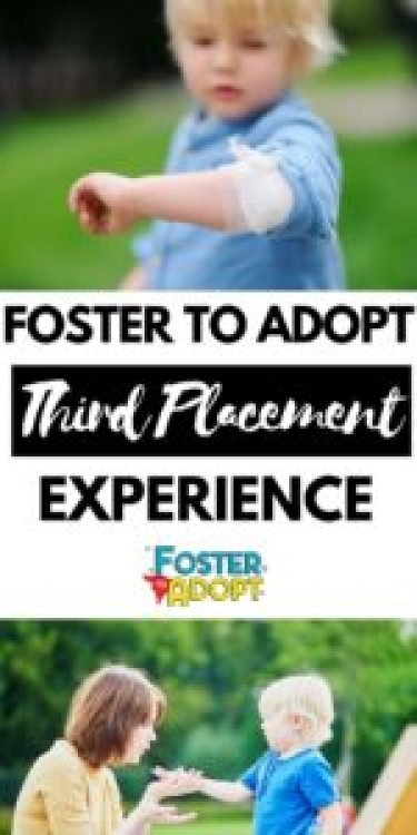 Fostering Third Placement Experience! Foster Parenting experiences! #fostercare