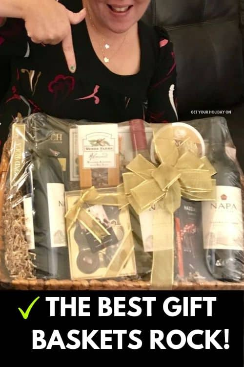 What I like about the Best Gift Baskets!