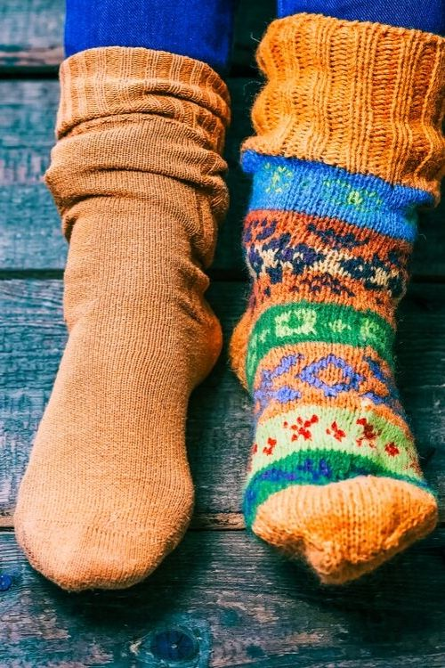 Dec 9 After you collect the socks, wrap them if you wish. Then, take them to a local homeless shelter.